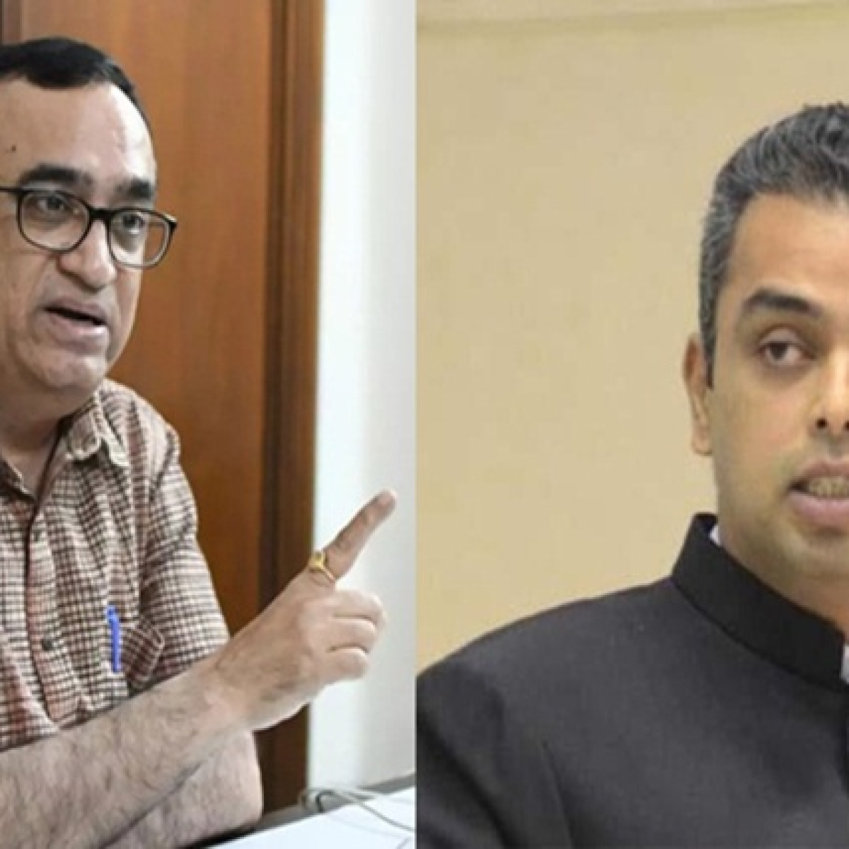'Brother, you want to leave Congress, please do': Ajay Maken slams Milind Deora for praising Kejriwal govt