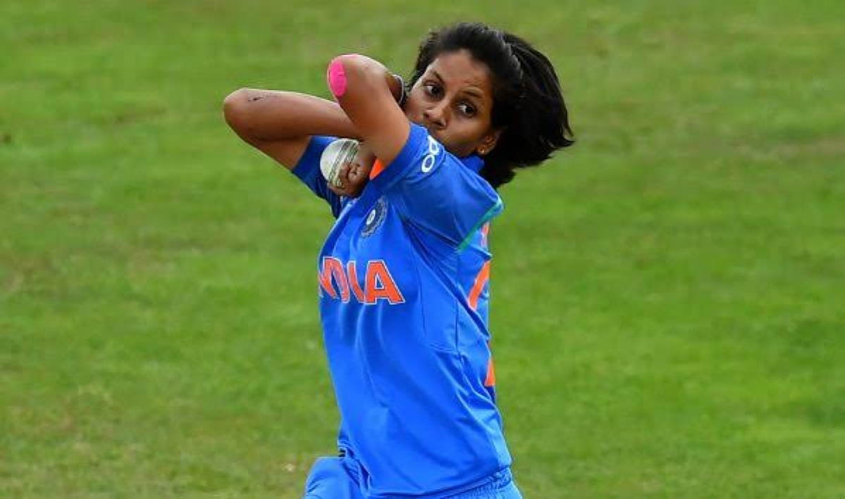 When injured Poonam Yadav raced against time for T20 Women's World Cup
