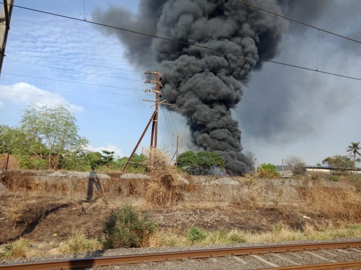 Ambernath factory fire: Not a single person injured