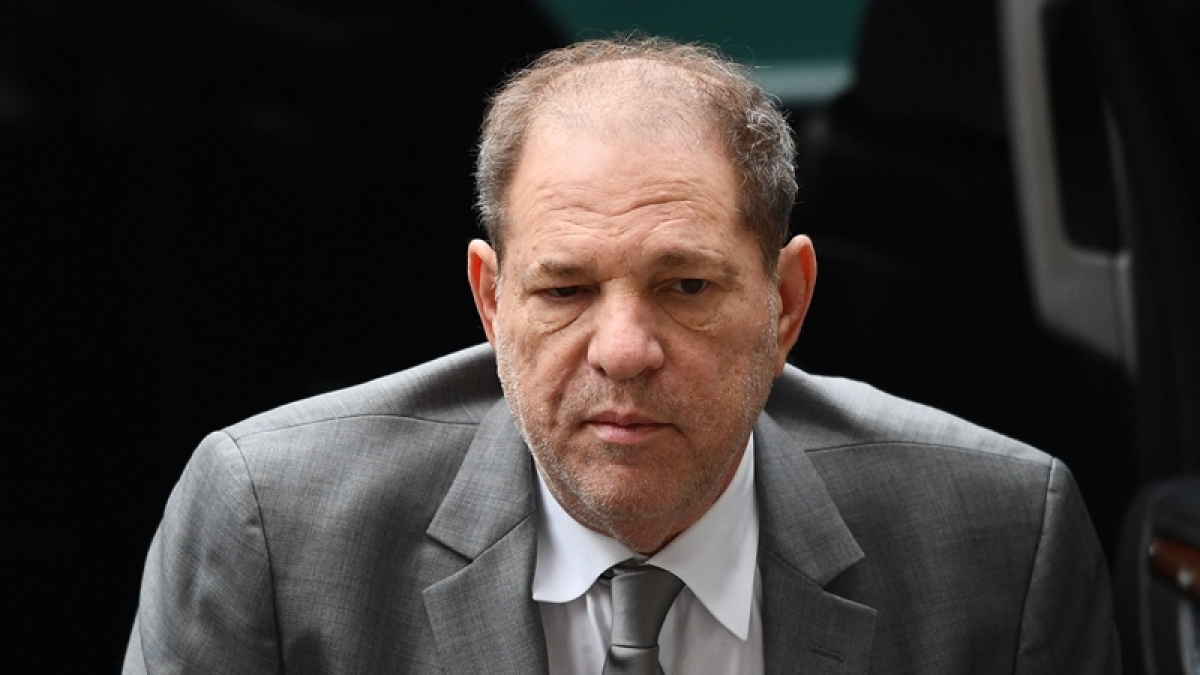 'I tried to make him a pseudo father': Cross-examination drives key Harvey Weinstein accuser to tears