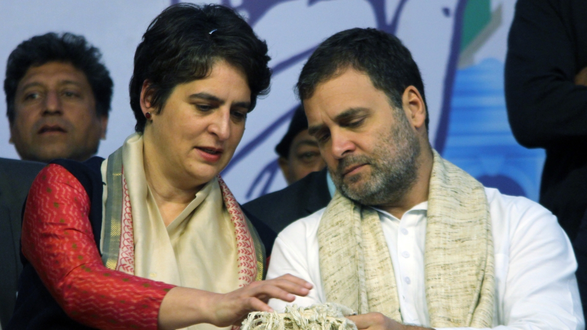 'BJP is weakening the constitution': Rahul, Priyanka Gandhi criticise Centre over  SC verdict on reservation