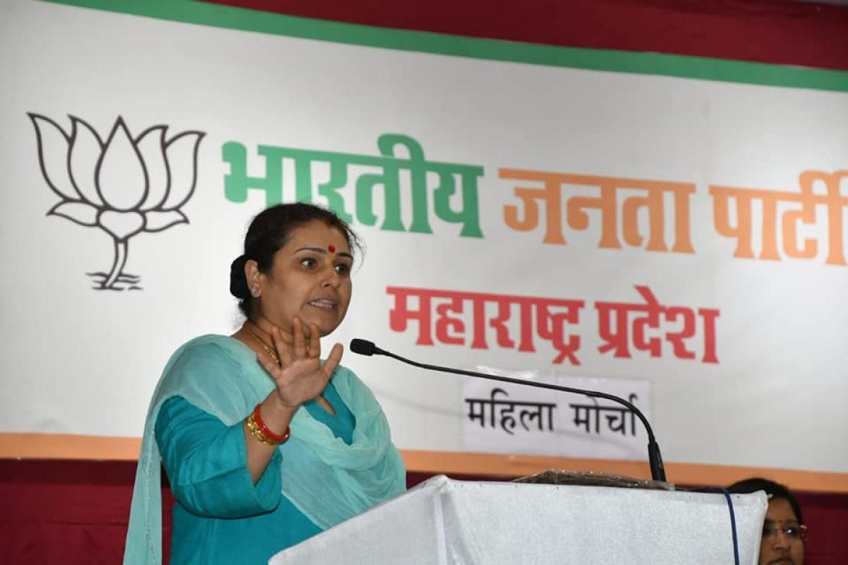 'Never seen such a bizarre political statement': Priti Gandhi slams Maha HM Anil Deshmukh