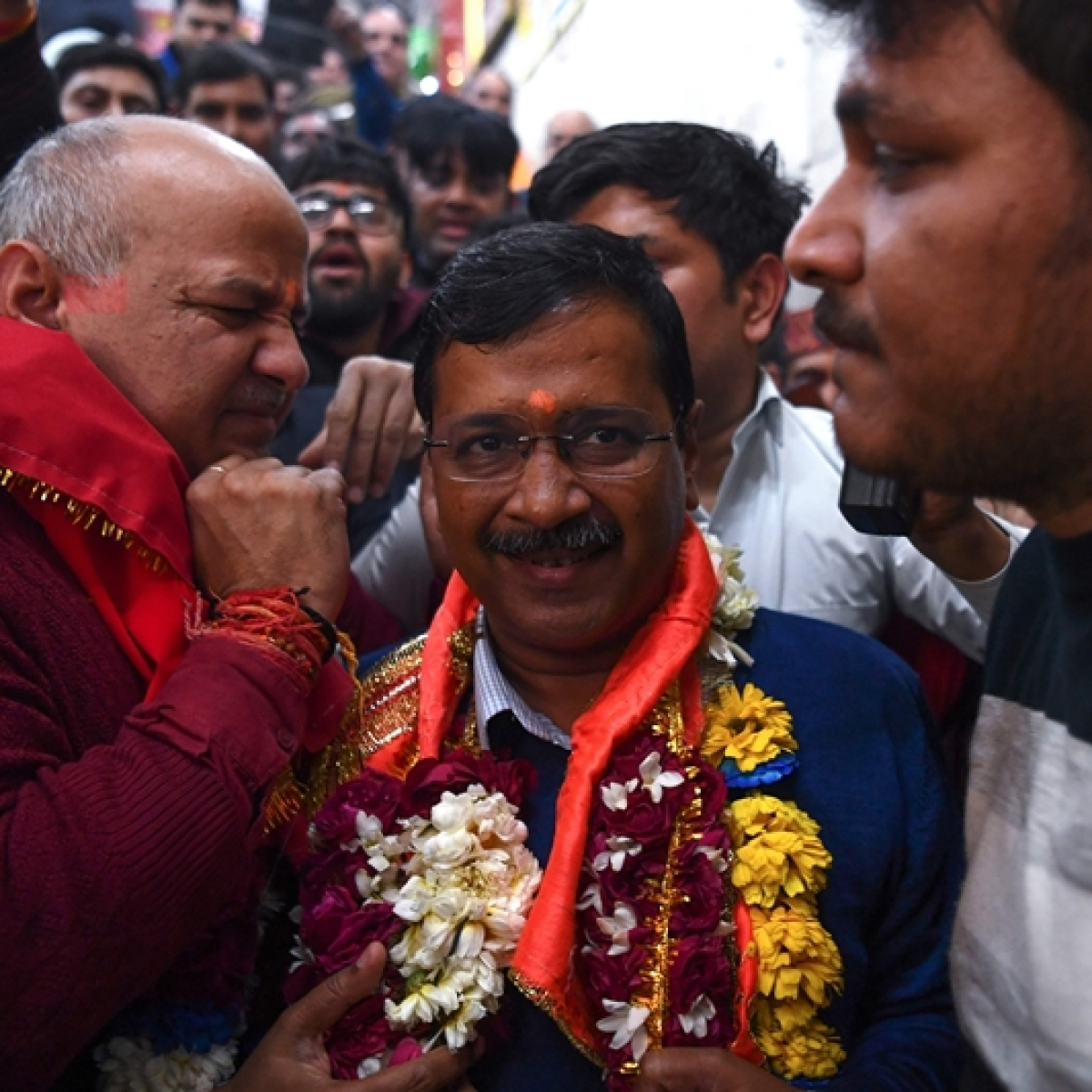Delhi Election 2020: If BJP has its Ram, Arvind Kejriwal his Hanuman