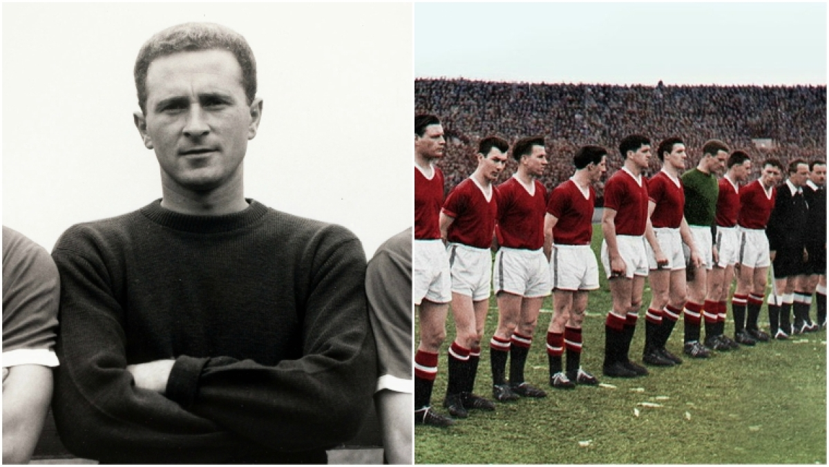Harry Gregg is no more