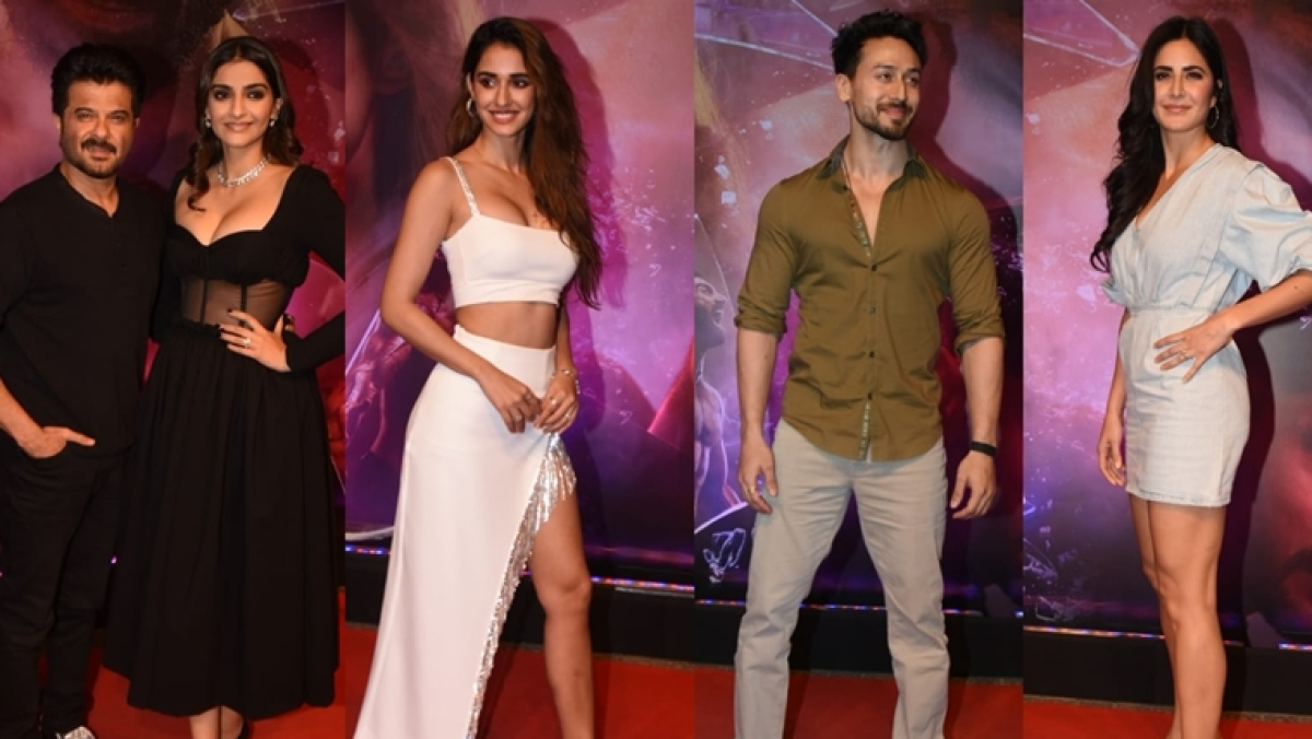 Malang Screening: Sonam, Tiger, Katrina and other celebs dazzle in style