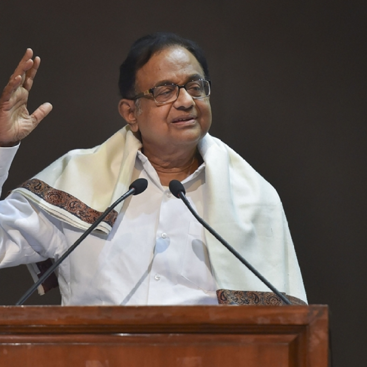 Chidambaram slams govt for invoking PSA against former J&K CM Mehbooba Mufti and Omar Abdullah