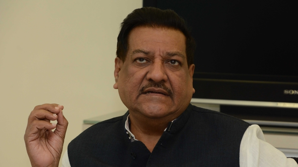 Prithviraj Chavan remembers Nehru set up relief fund, calls PM-Cares Modi's 'blatant attempt at self-promotion'