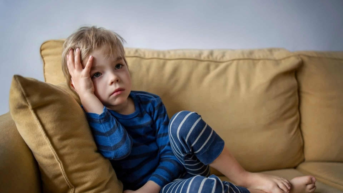 Lack of sleep ups mental health issues in children
