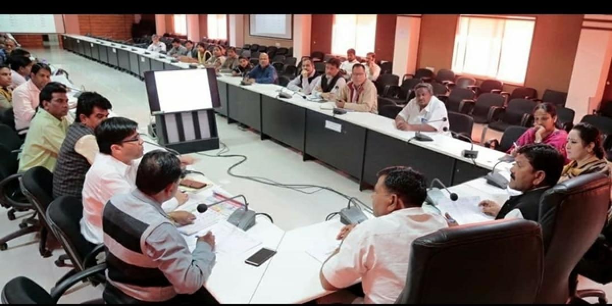Ujjain: Preparations on for surpassing last year's mass diyang marriage prog