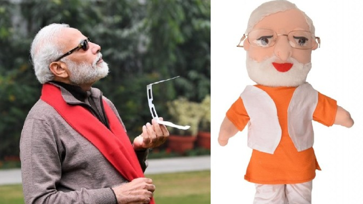 Perfect Teddy Day gift for your bhakt friend: How you can buy a Narendra Modi soft toy online?
