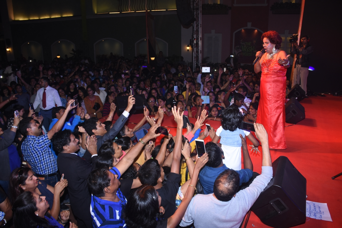 Goan music industry icon Lorna Cordeiro takes a look back at her successful career