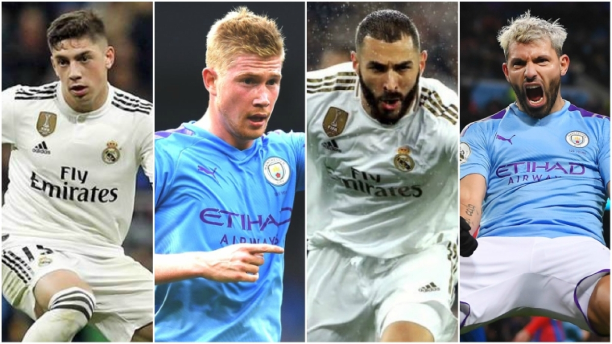 Real Madrid vs Manchester City UCL: Players to watch out for