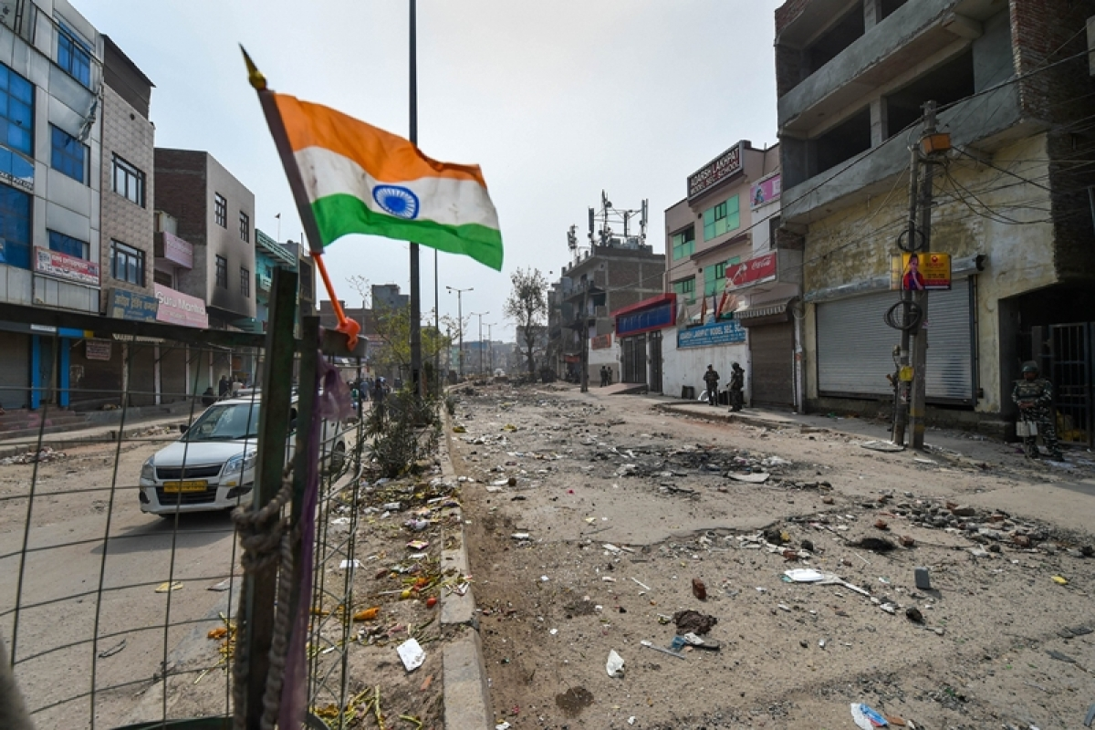 Delhi violence: Need volunteers to help victims, says JNU students