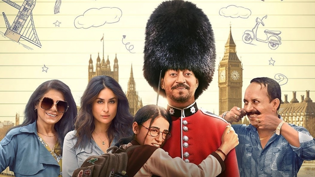 Change of release date for Irrfan Khan's 'Angrezi Medium', Janhvi Kapoor's 'Gunjan Saxena', 'Roohi Afzana'