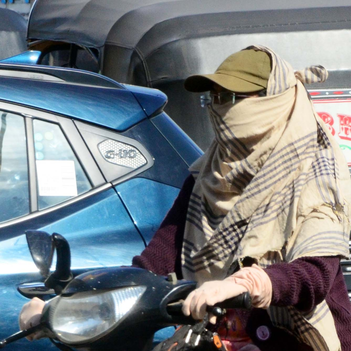Fluctuation recorded in temperature across Madhya Pradesh
