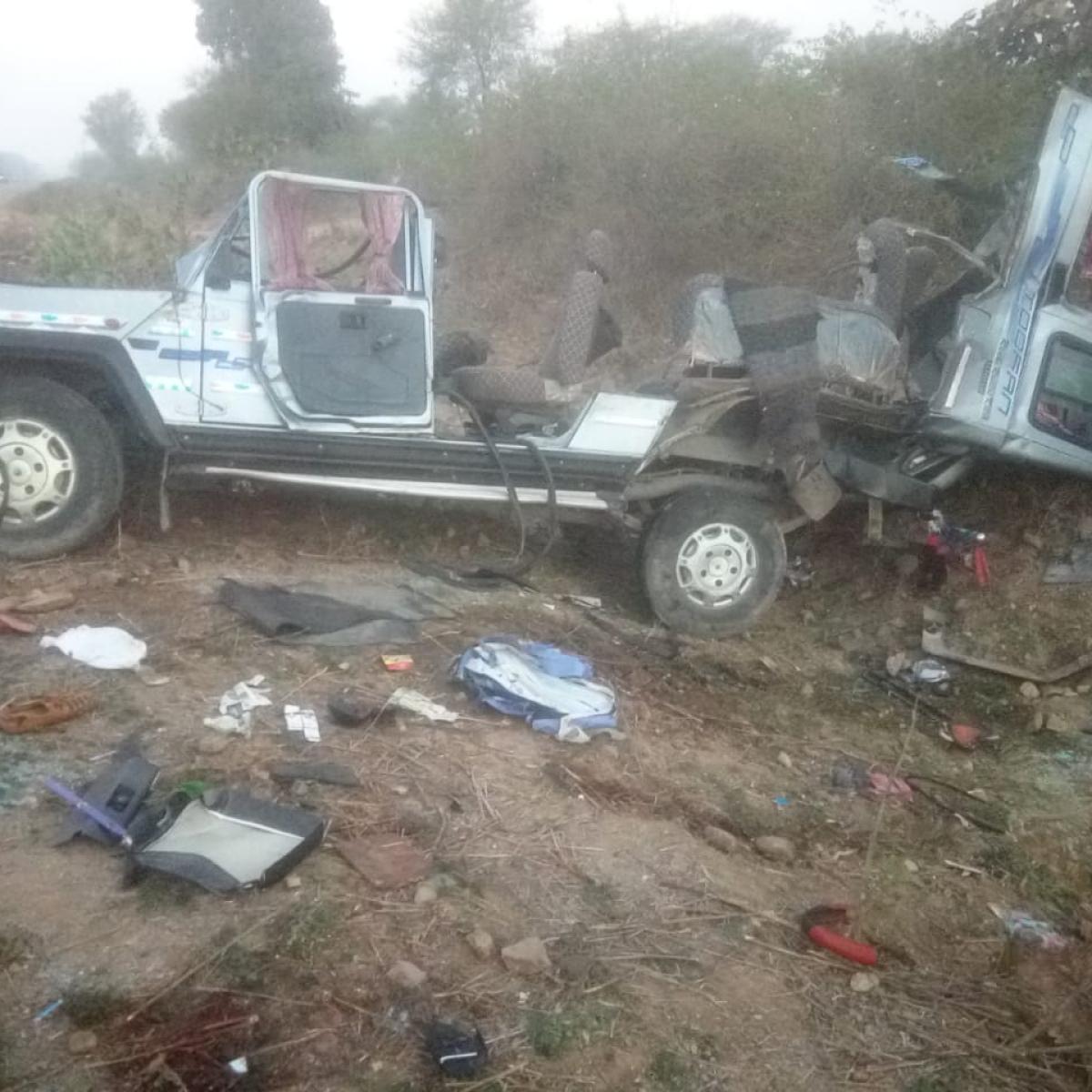 Madhya Pradesh: 9 of Mandsaur family killed in Rajasthan accident