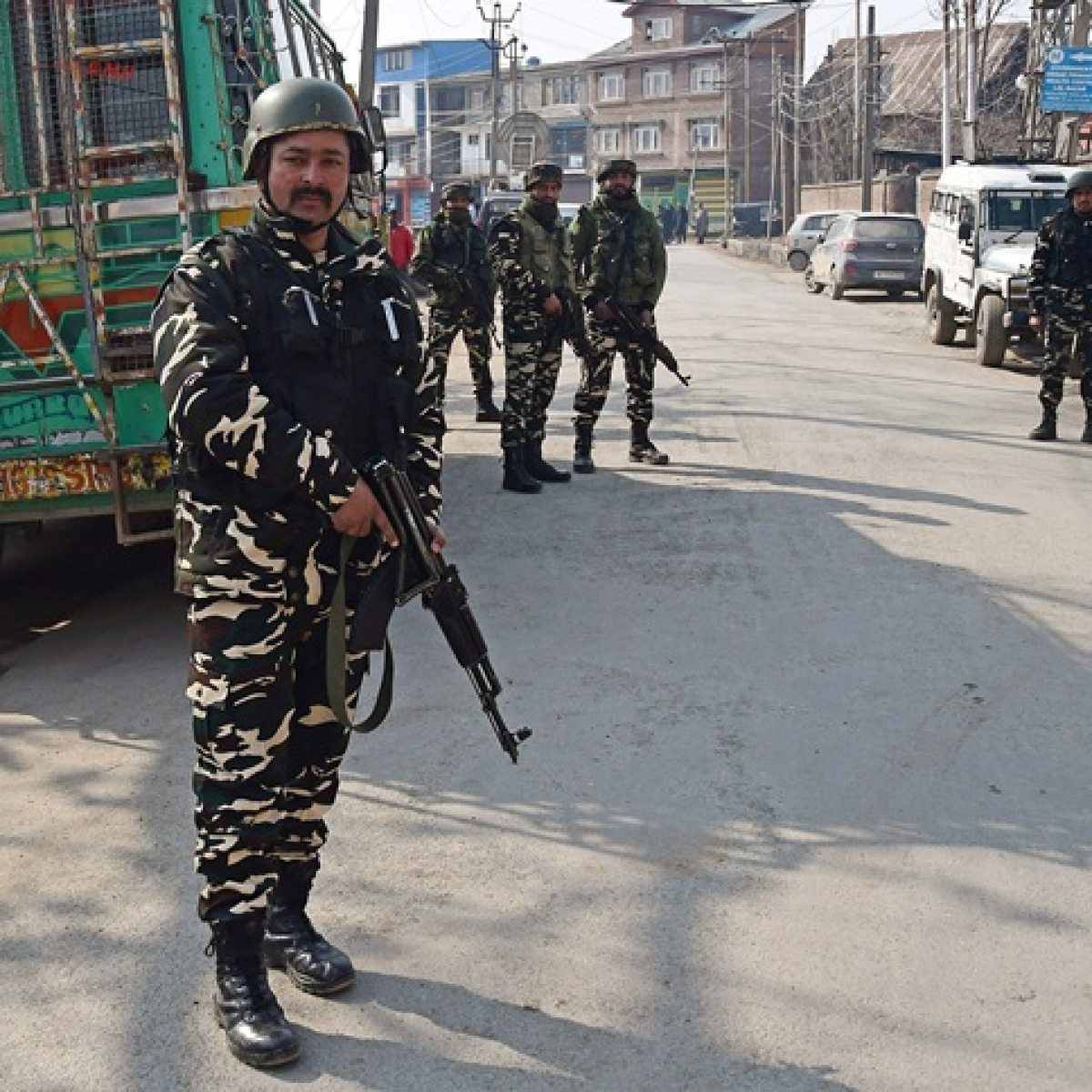 Terror-related violence in J&K down by 60 per cent since January: DGP Dilbagh Singh tells Union Minister