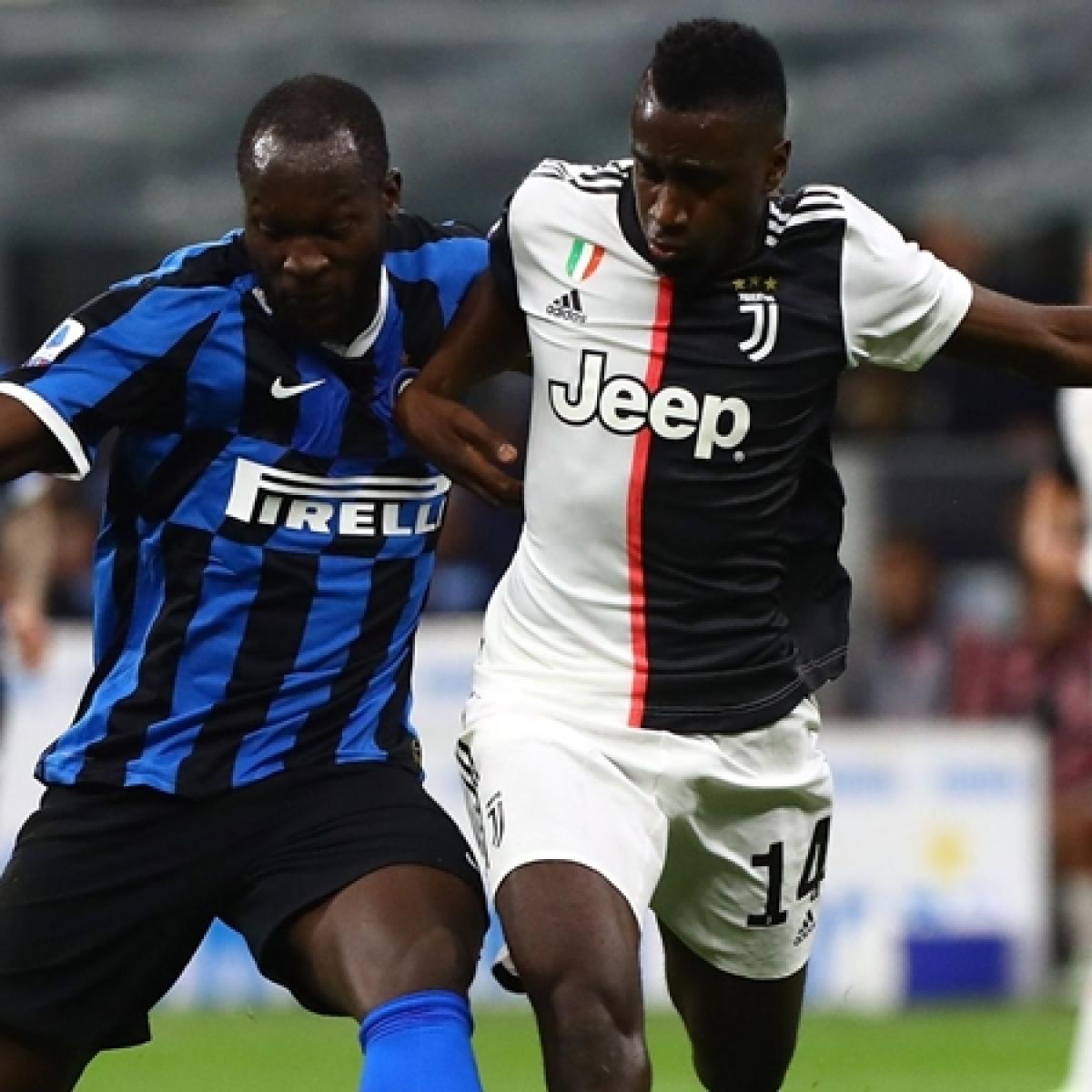 Juventus v Inter Milan among five games behind closed doors due to coronavirus