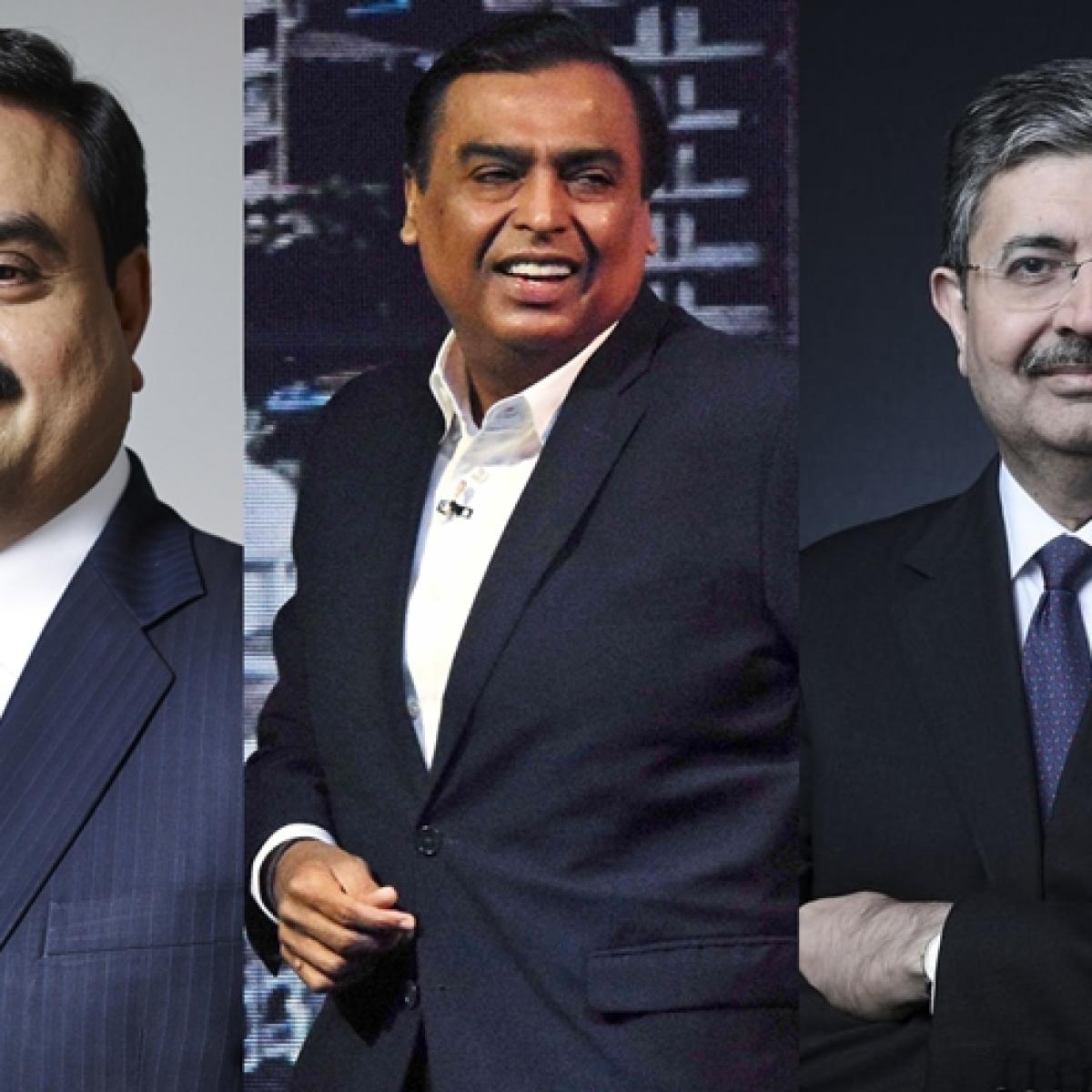 Hurun Global Rich List 2020: Ambani, Adani, Kotak in top 100 billionaires