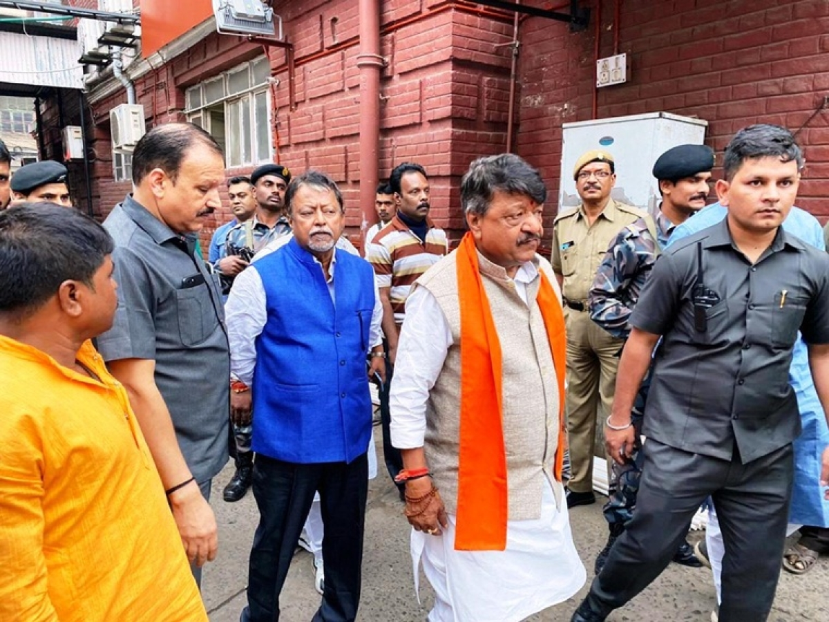 Kailash Vijayvargiya, other BJP leaders detained ahead of pro-CAA rally in West Bengal