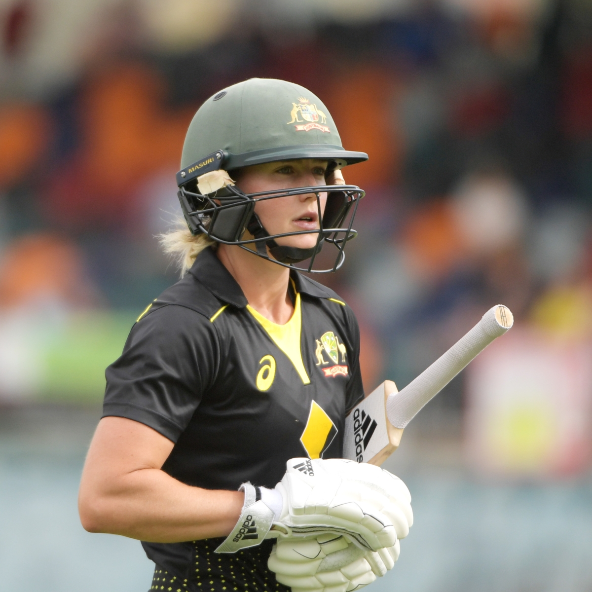 Tri-Nation T20 Series: Ellyse Perry heaps misery on India as Australia win by 4 wickets
