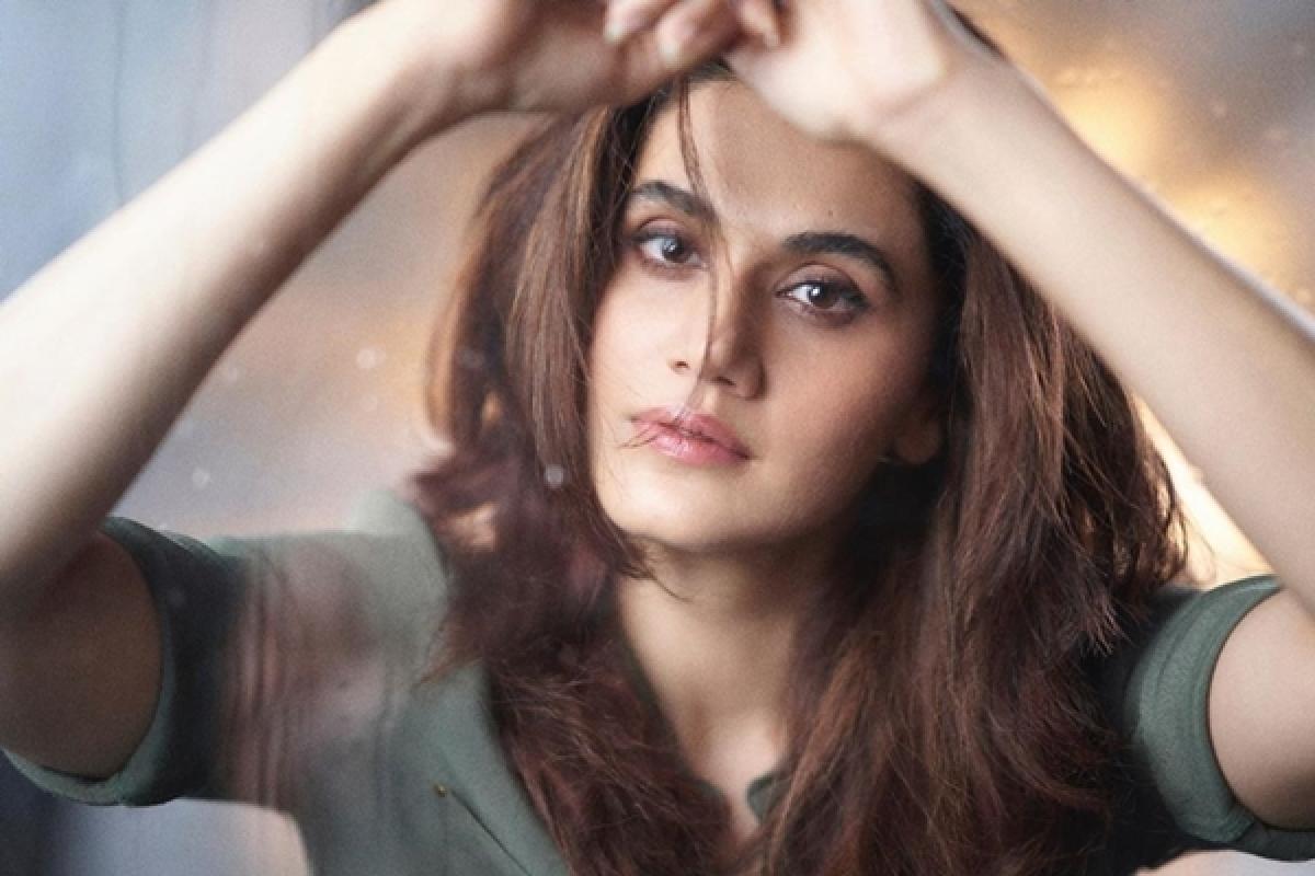 Looop Lapeta: Taapsee Pannu, Tahir Raj Bhasin to star in Indian adaptation of German film 'Run Lola Run'