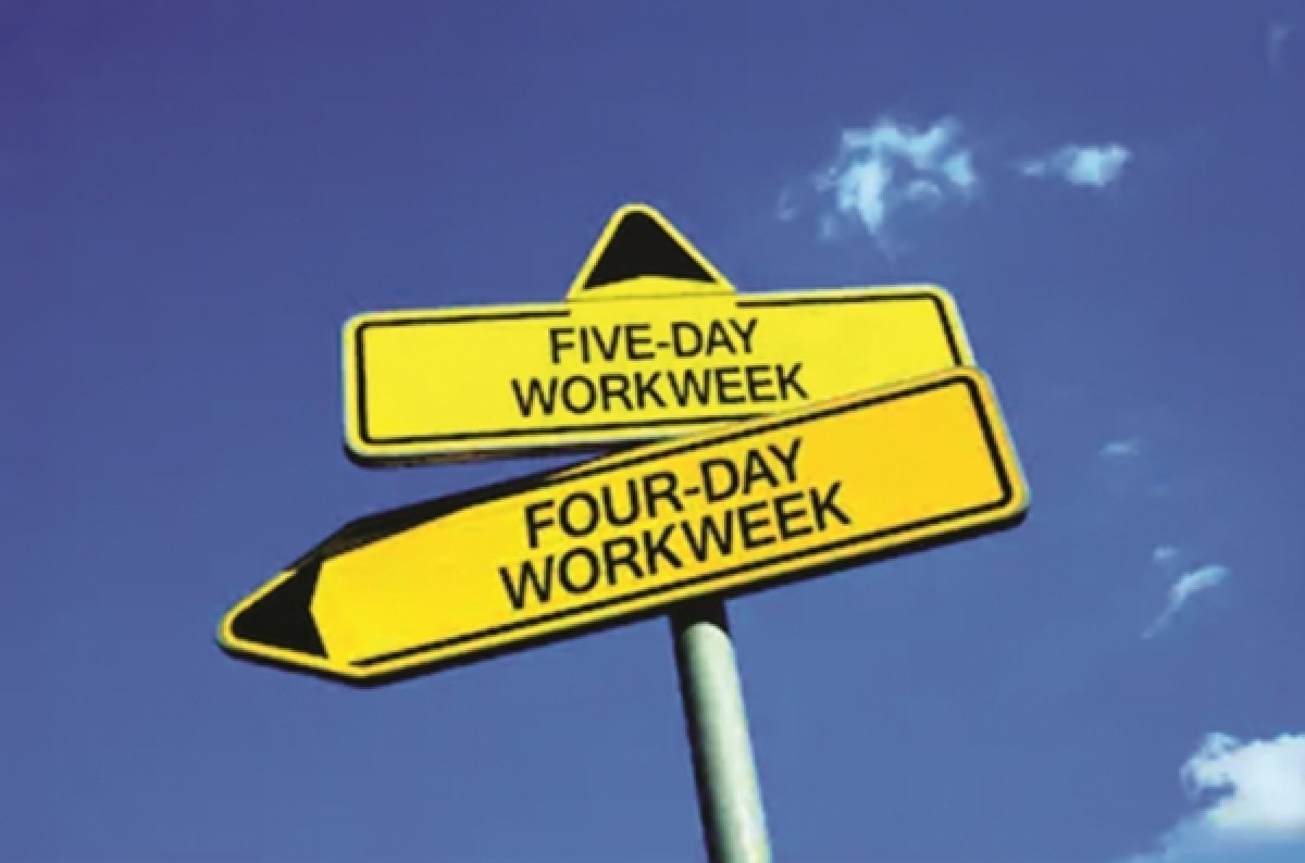 5-day week for state government staff?