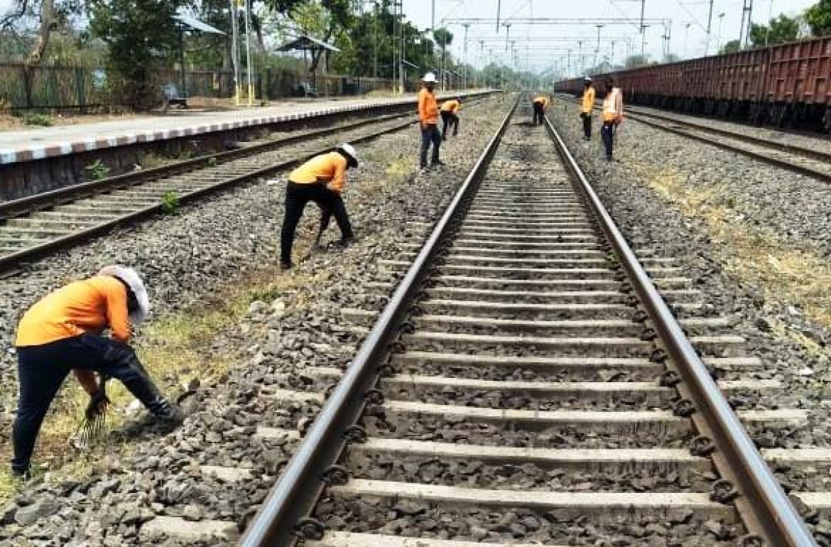 Central Railway continues its sustained efforts to fight Coronavirus