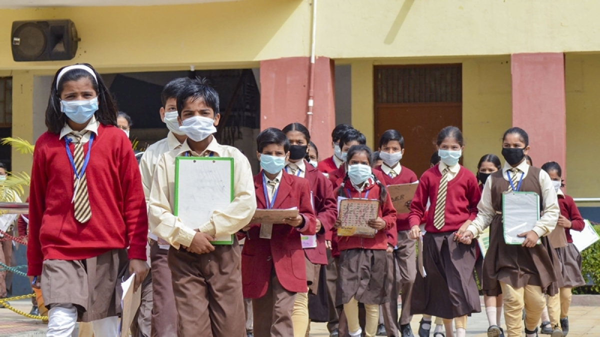 Indore: School Education Department advisory to all school heads and officers against coronavirus