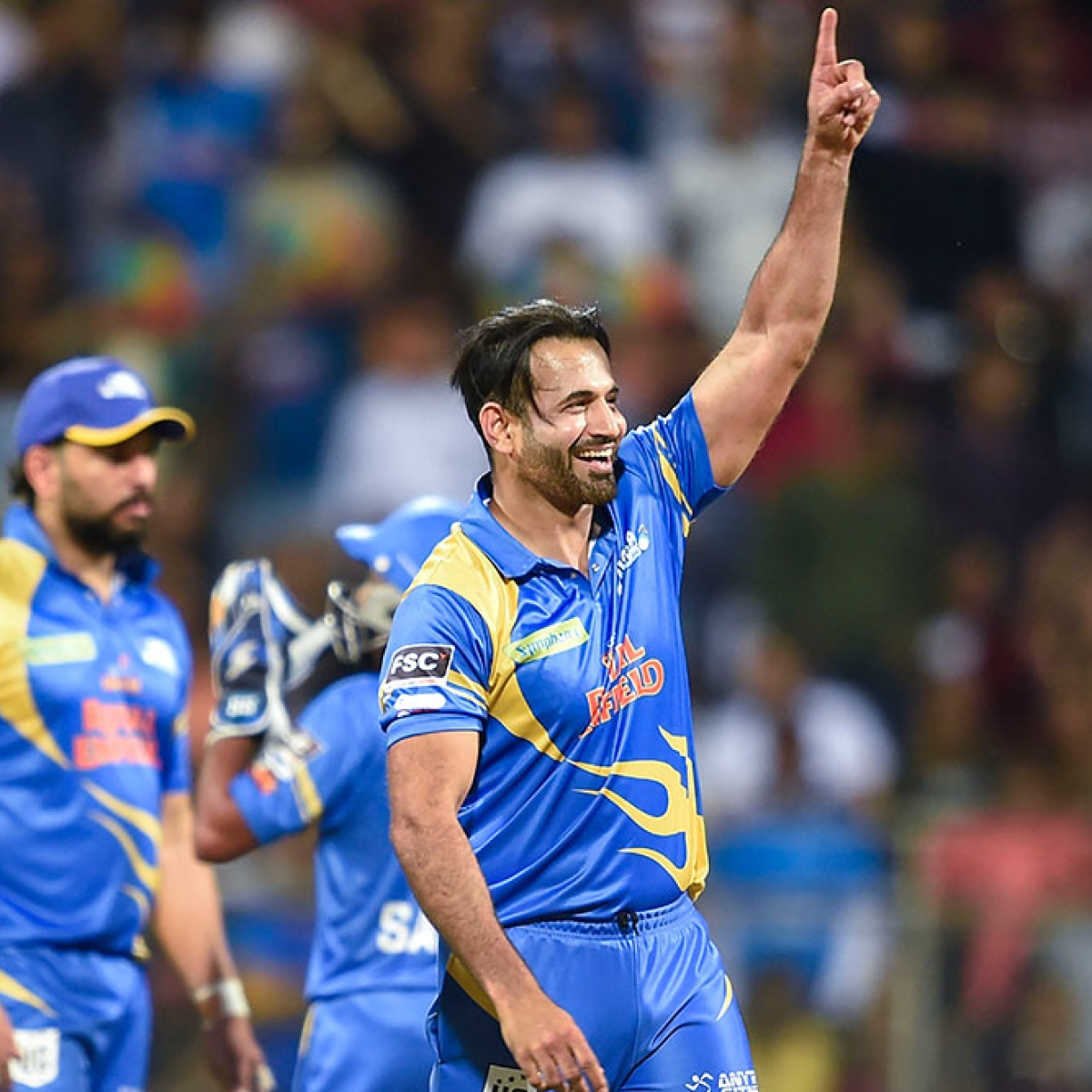 Road Safety World Series: Irfan Pathan guides India Legends to victory over Sri Lanka Legends