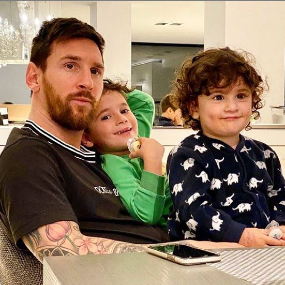 Lionel Messi continues to inspire; pens down strong message amid coronavirus outbreak