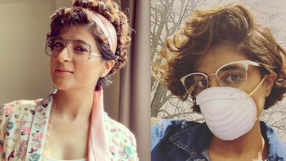 'The sight in itself started giving me anxiety': Tahira Kashyap on coronavirus