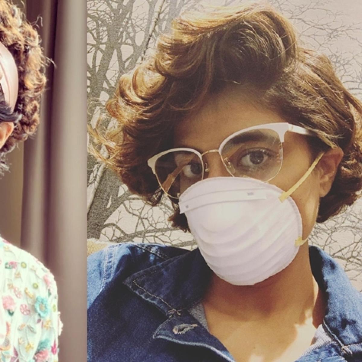 'The sight in itself started giving me anxiety': Tahira Kashyap on coronavirus