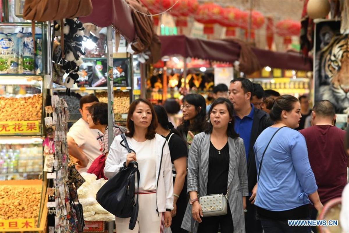 Xinjiang International Grand Bazaar