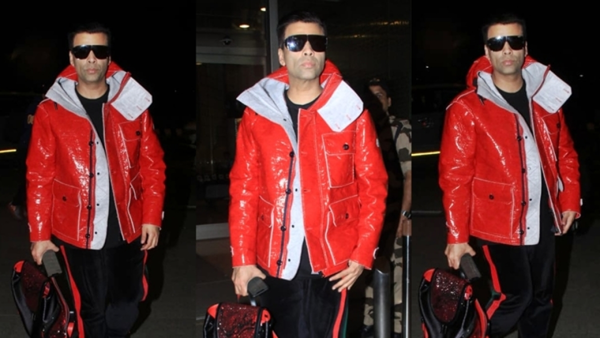 FPJ Fashion Police: Despite Dharma coming under IT scanner, Karan Johar flaunts Rs 1.8 lakh bag