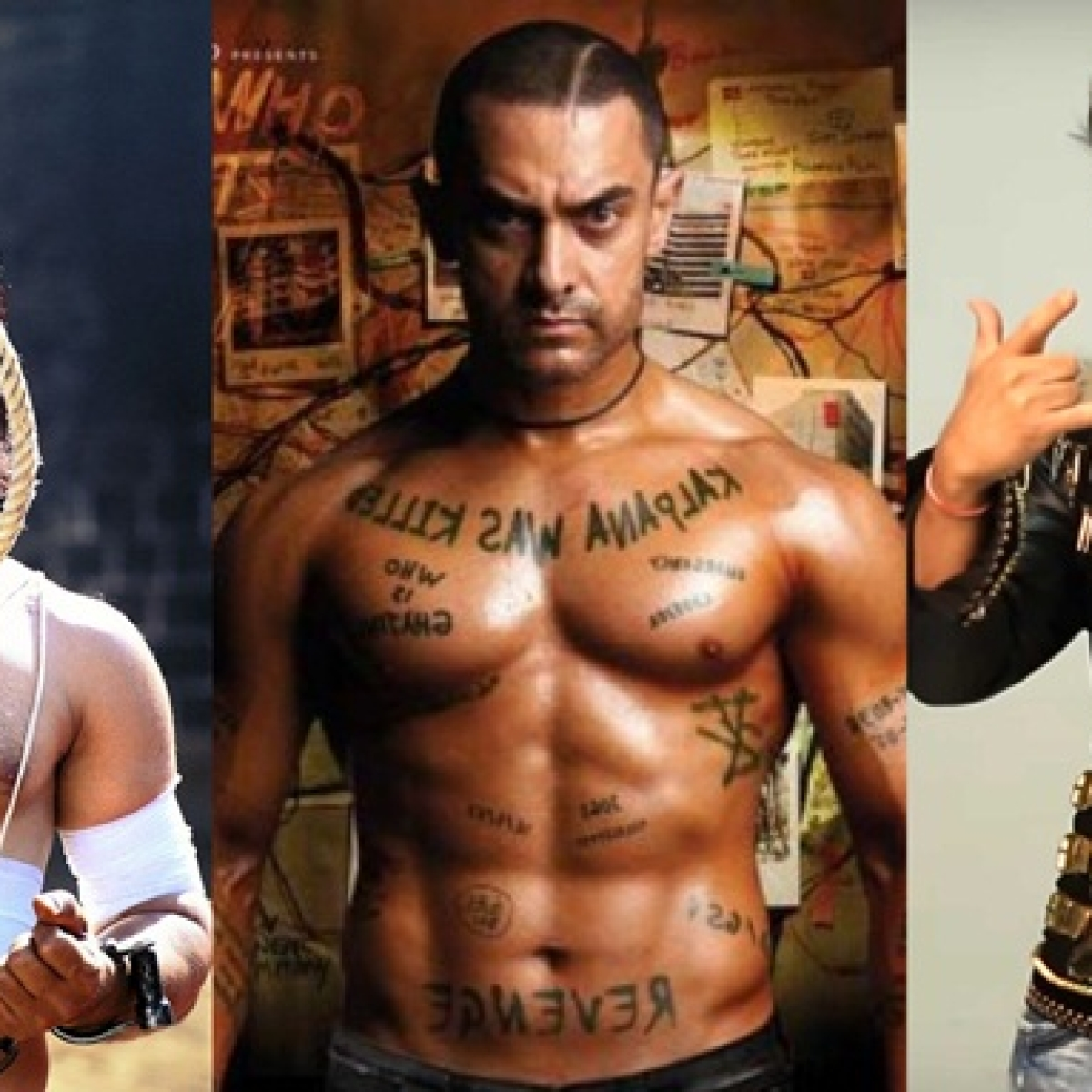 Happy Birthday Aamir Khan: 5 five times the actor left us astounded with his amazing transformations
