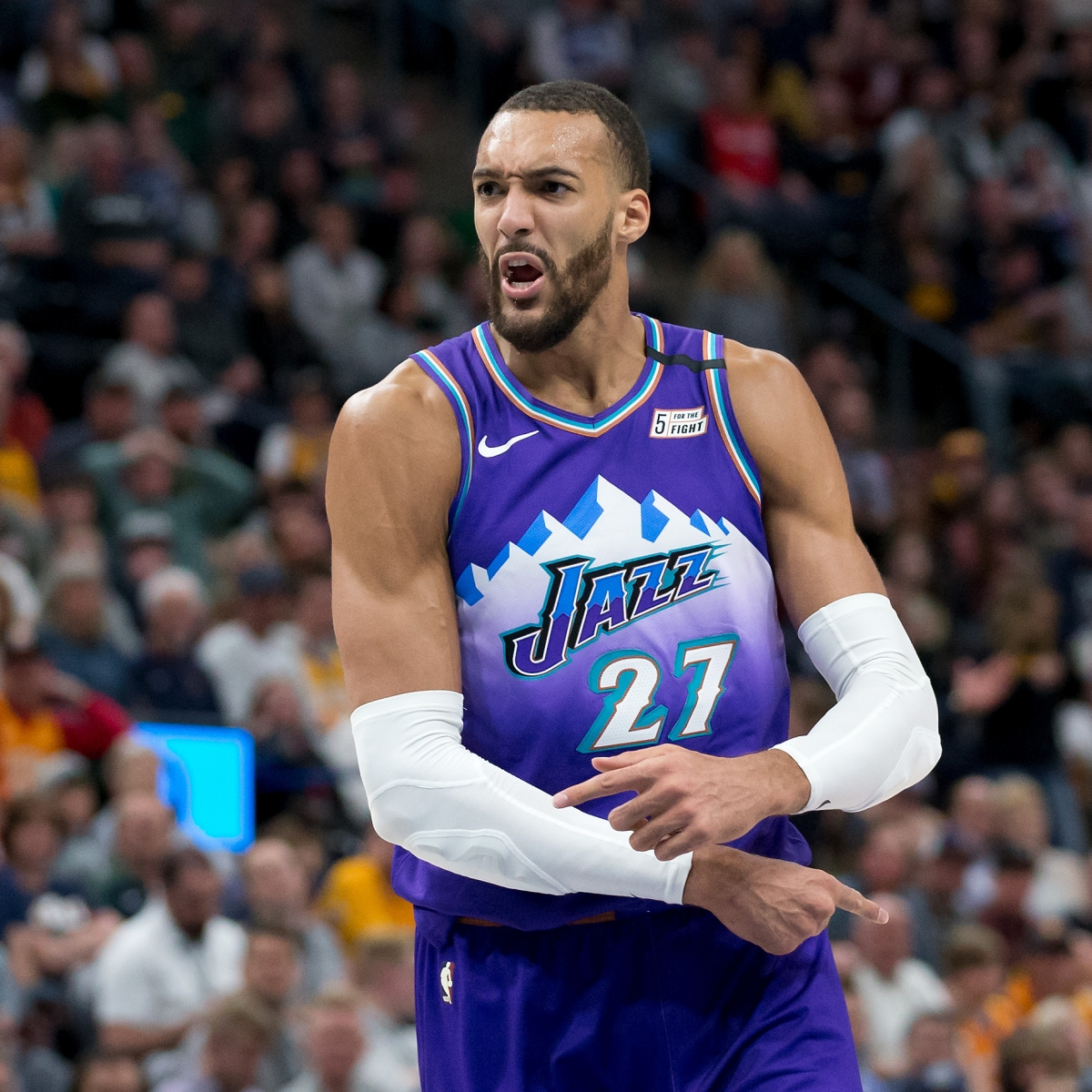 Coronavirus Update: NBA to suspend season after Utah Jazz's player Rudy Gobert tests positive for COVID-19