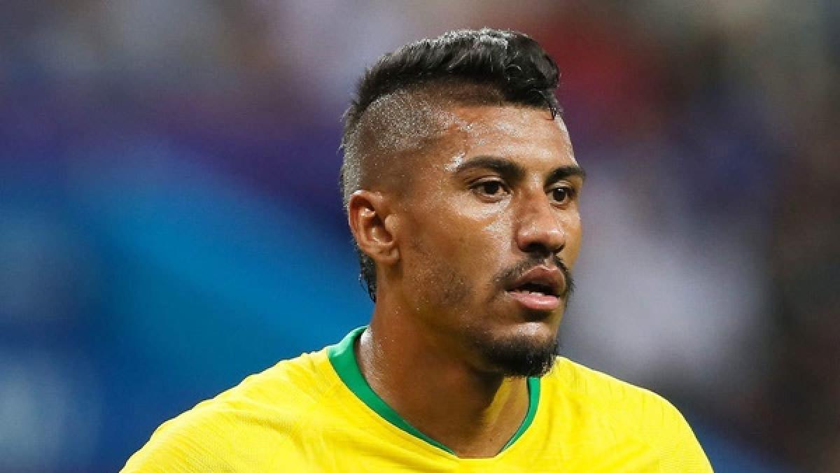 Brazilian Paulinho stranded by lockdown