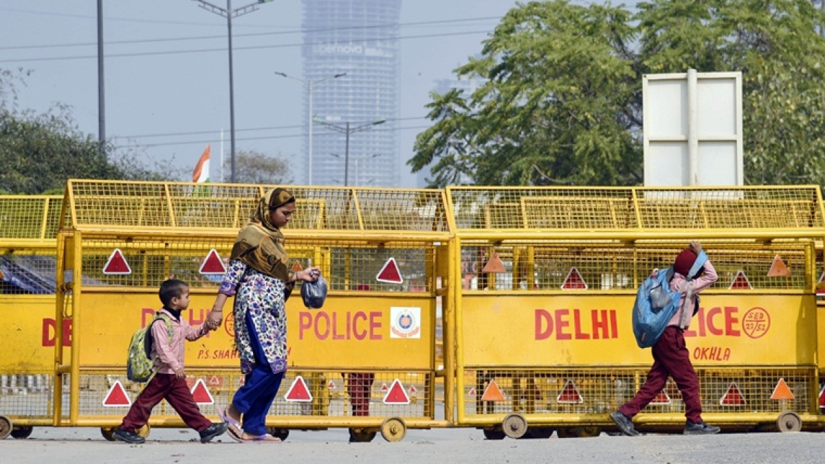 Section 144 imposed in Shaheen Bagh, police say 'precautionary measure' in wake of Delhi violence
