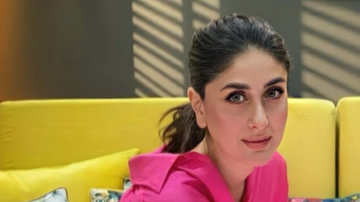 Kareena Kapoor gets pout game on, shares selfie amid workout session