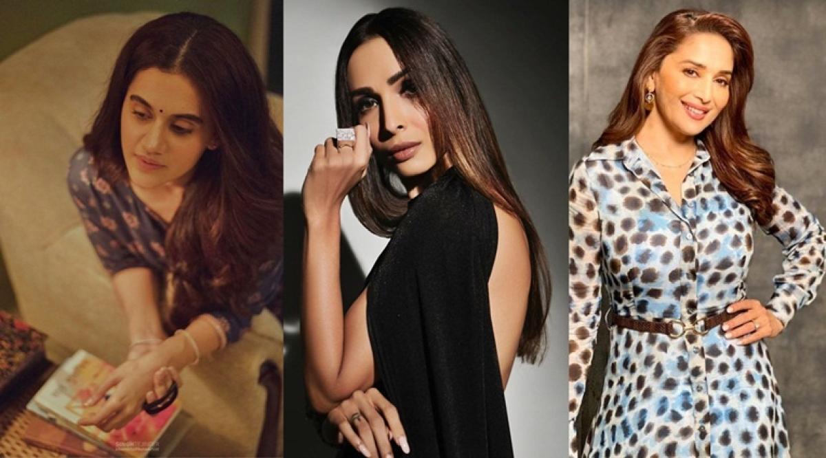 International Women's Day 2020: Madhuri Dixit, Taapsee Pannu, Malaika Arora and other B-town stars share heartfelt posts