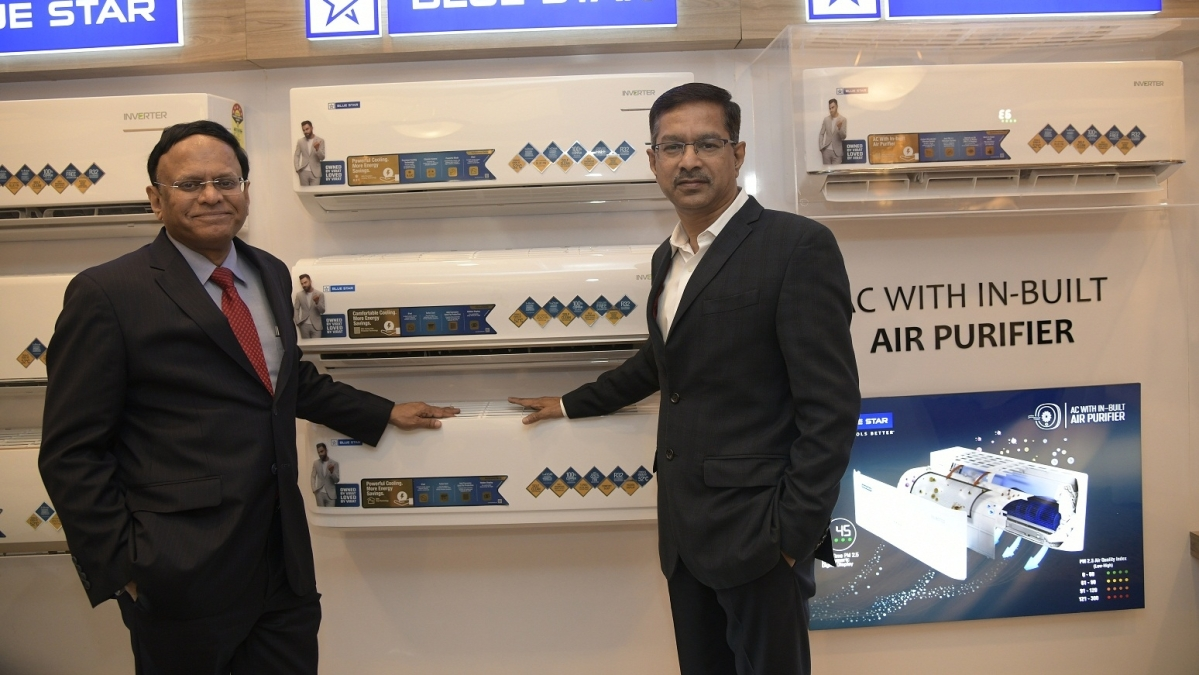 Blue Star launches 'Premium-Yet-Affordable' residential air conditioners