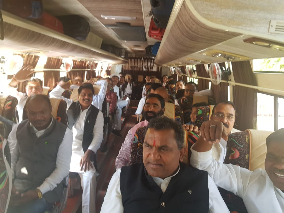 Jyotiraditya Scindia named BJP Rajya Sabha candidate from MP