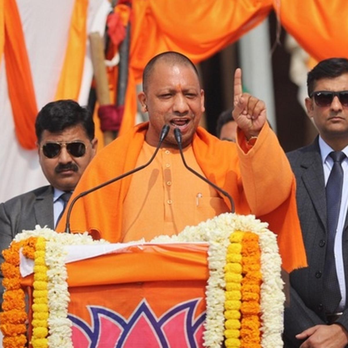 Yogi Adityanath to take stock of preparations in Ayodhya ahead of Ram Mandir's Bhoomi Pujan on August 5
