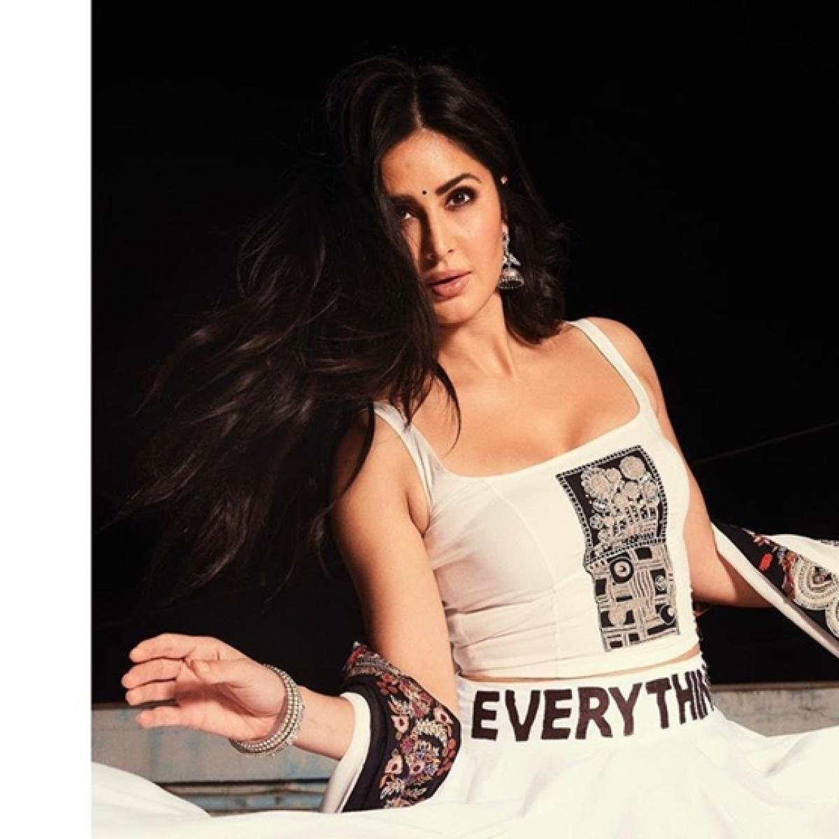 Don't know how to sweep? Take cues from Katrina Kaif cleaning her house