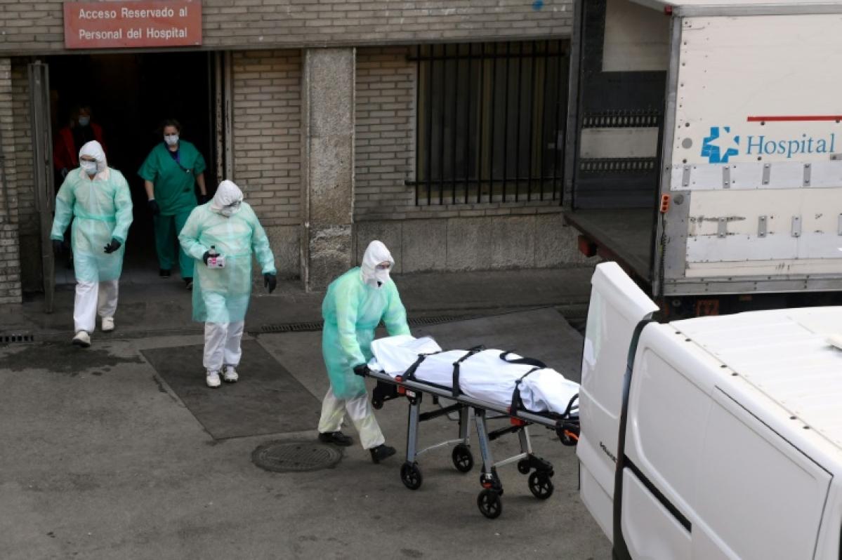 Latest Coronavirus Update: Spain reports 655 deaths in 24 hours