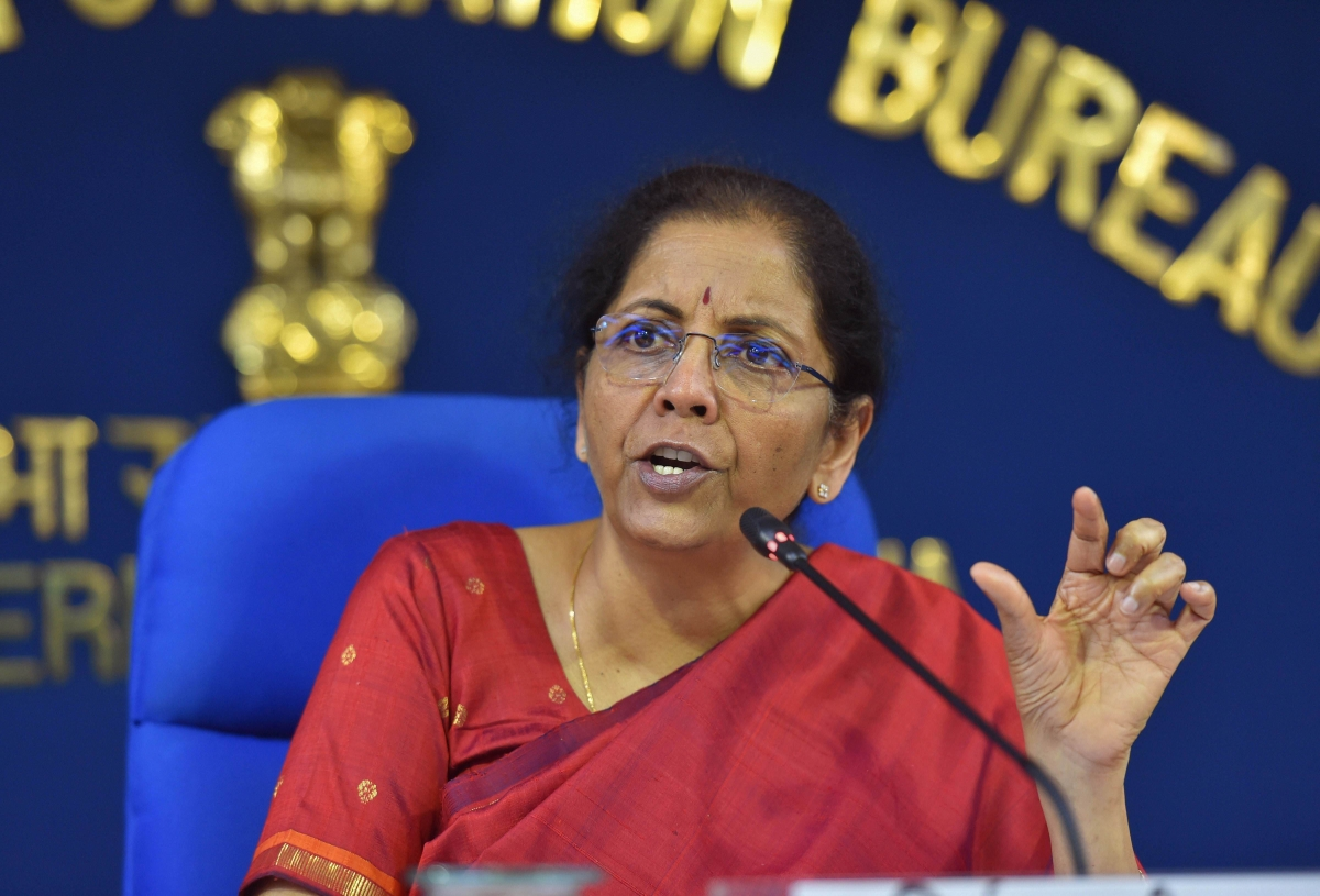 Salary income of Indian workers in Gulf exempt from Income Tax: Nirmala Sitharaman