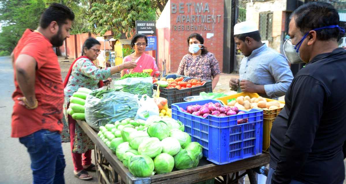 Coronavirus News in Madhya Pradesh: Lockdown brings Bhopal folk in dread