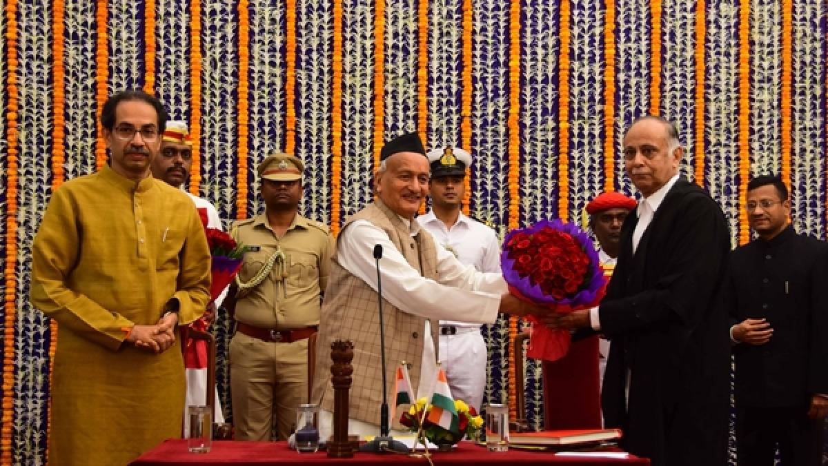 Bombay High Court gets its 44th Chief Justice Bhushan Dharmadhikari