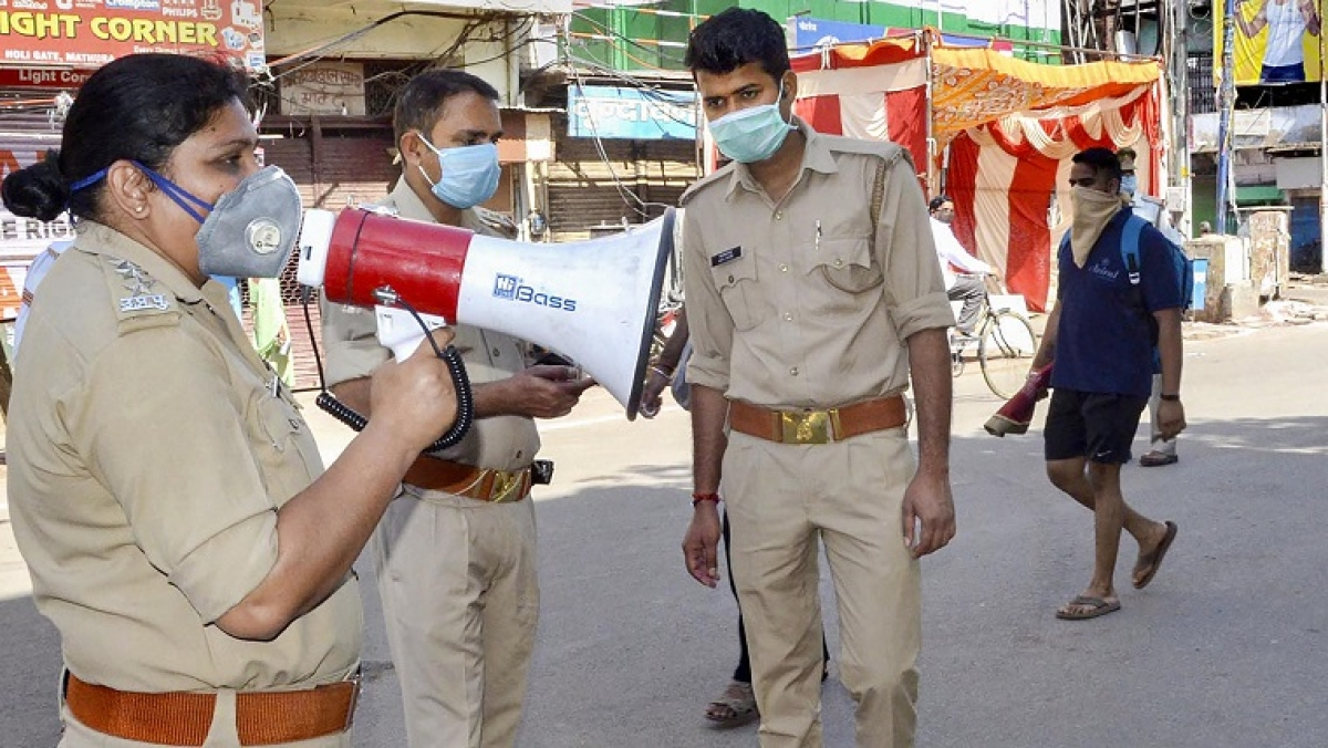 Coronavirus in India: Delhi's Nizamuddin area cordoned off after 200 people develop COVID-19 symptoms